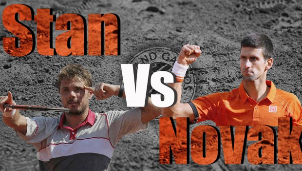 Stan Vs Novak 2015 French Open Analysis