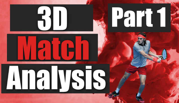 3D Match Analysis
