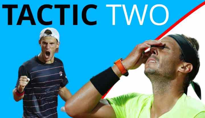 How Diego Schwartzman beat Rafael Nadal Part 2