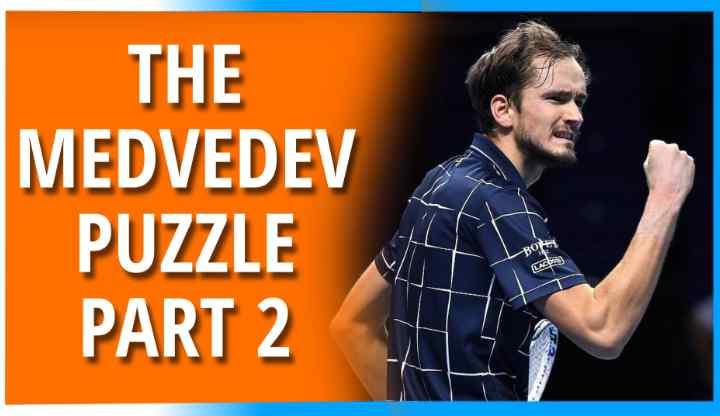 Daniil Medvedev Tactical Analysis Part 2