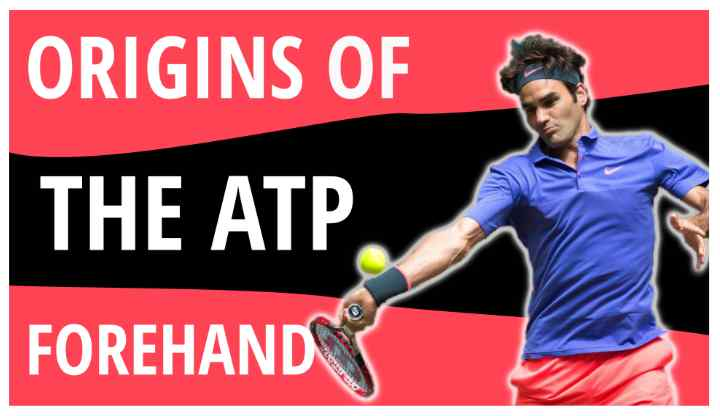 The First Player to Hit the ATP Forehand