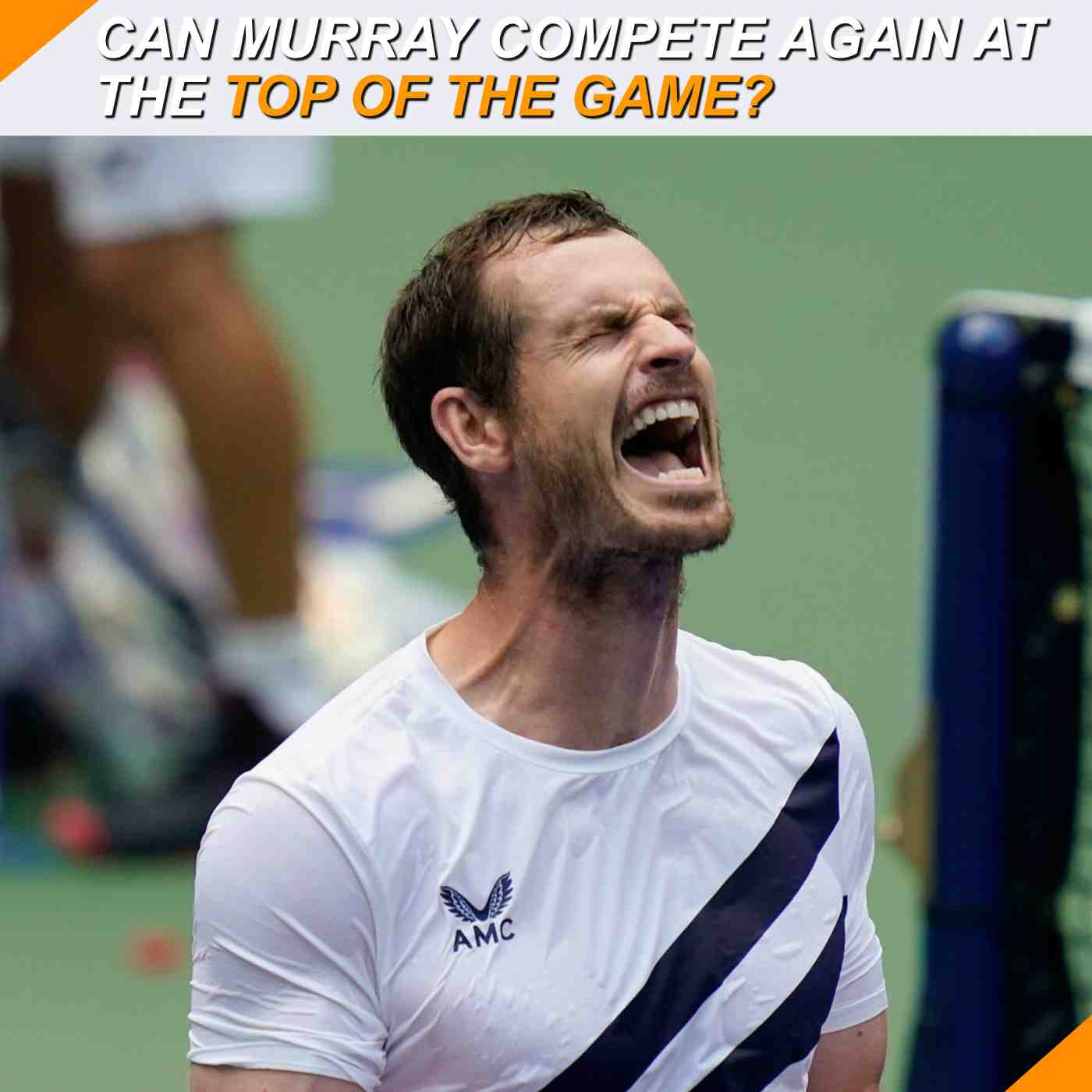 Can Andy Murray mack a comeback?
