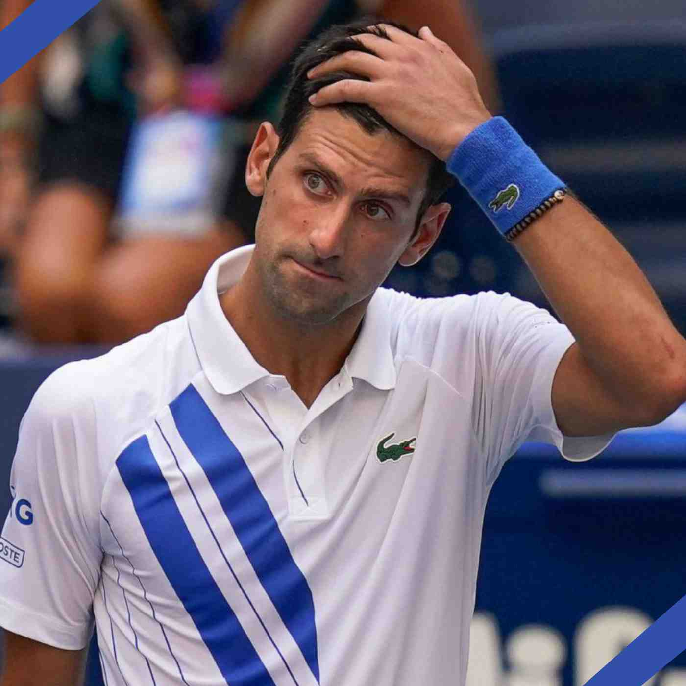 Why Djokovic Gets no Love
