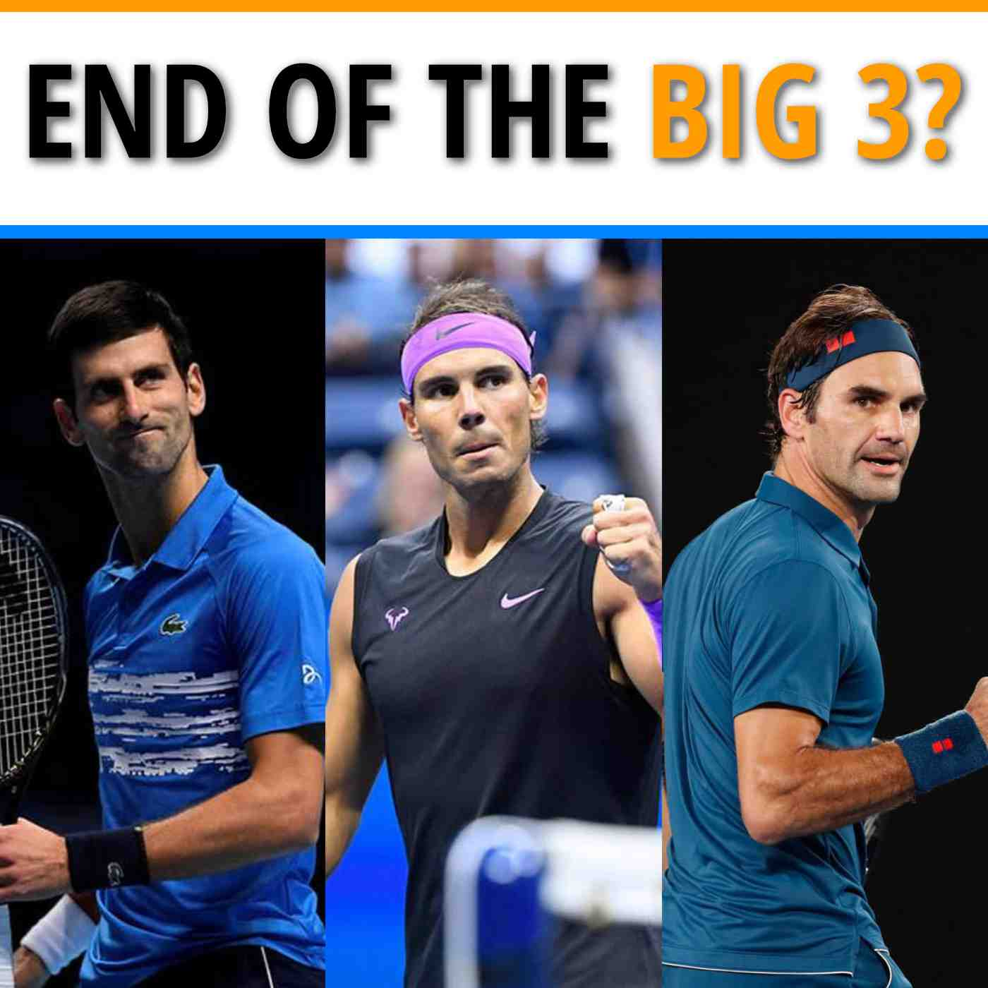 The end of the big three?